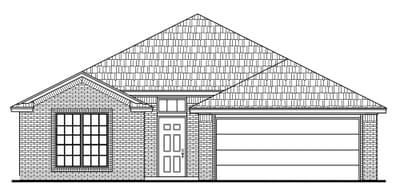 New Home for Sale in Coweta, 11009 S 275th E Avenue