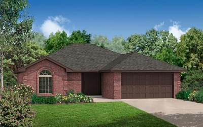 New Home for Sale in Coweta, 27616 E 109th Place S