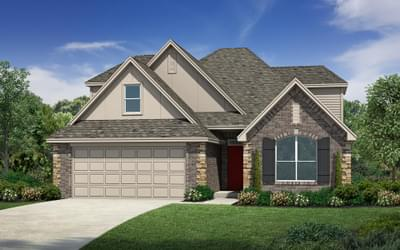 The Buchanon New Home in Tulsa, Oklahoma