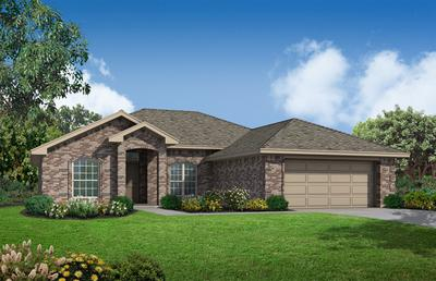 New Home for Sale in Bixby, 6342 E 148th Street