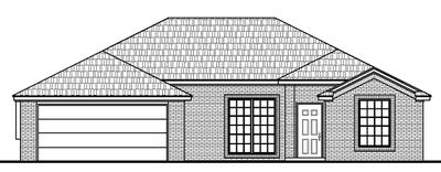 New Home for Sale in Bixby, 6316 E 146th Street