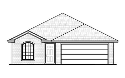 New Home for Sale in Broken Arrow, 316 S 48th Court